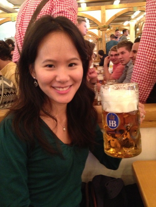 Tankard of beer