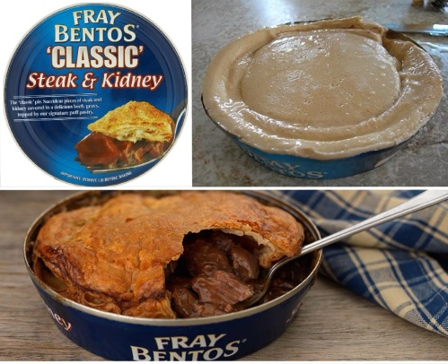 Fray Bentos Canned Pie