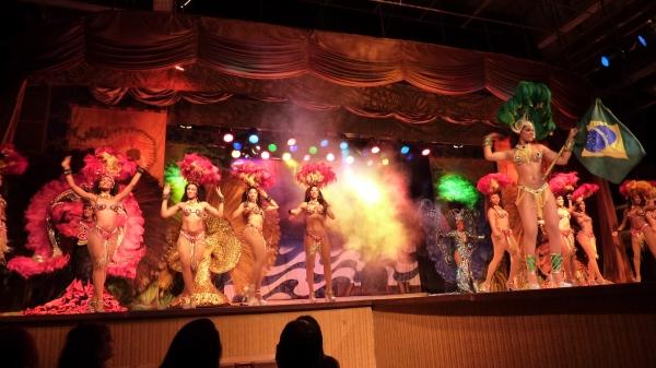 Plataforma show