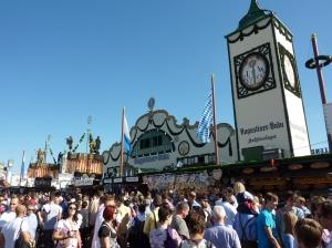 Oktoberfest Theresienwiese
