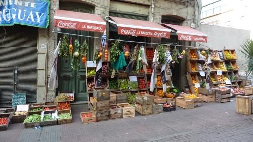 Shop in ciudad vieja