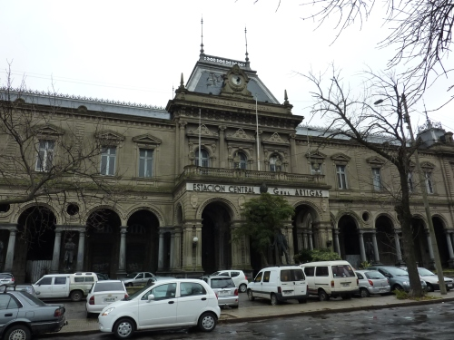 Old Central Train Station